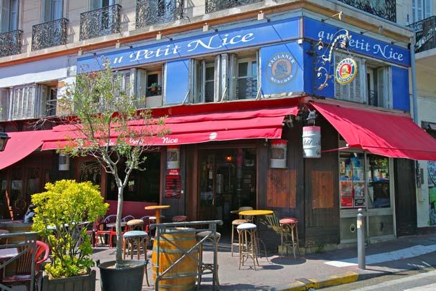 Au petit nice love spots - Le petit nice bar marseille ...