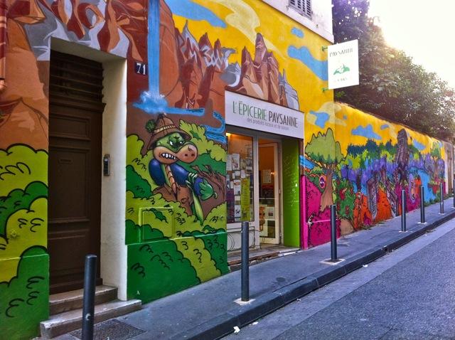 L' Épicerie Paysanne Marseille