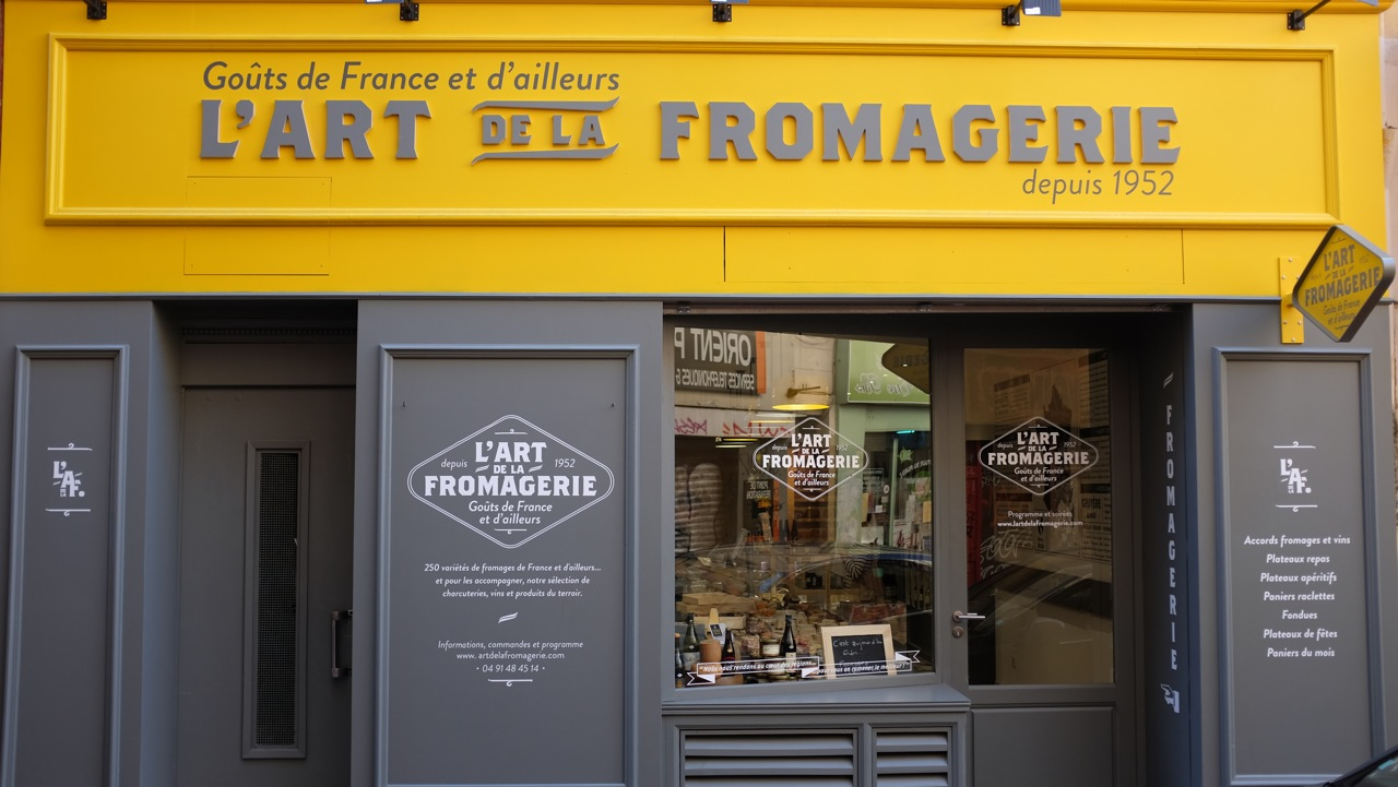 Fromager Marseille