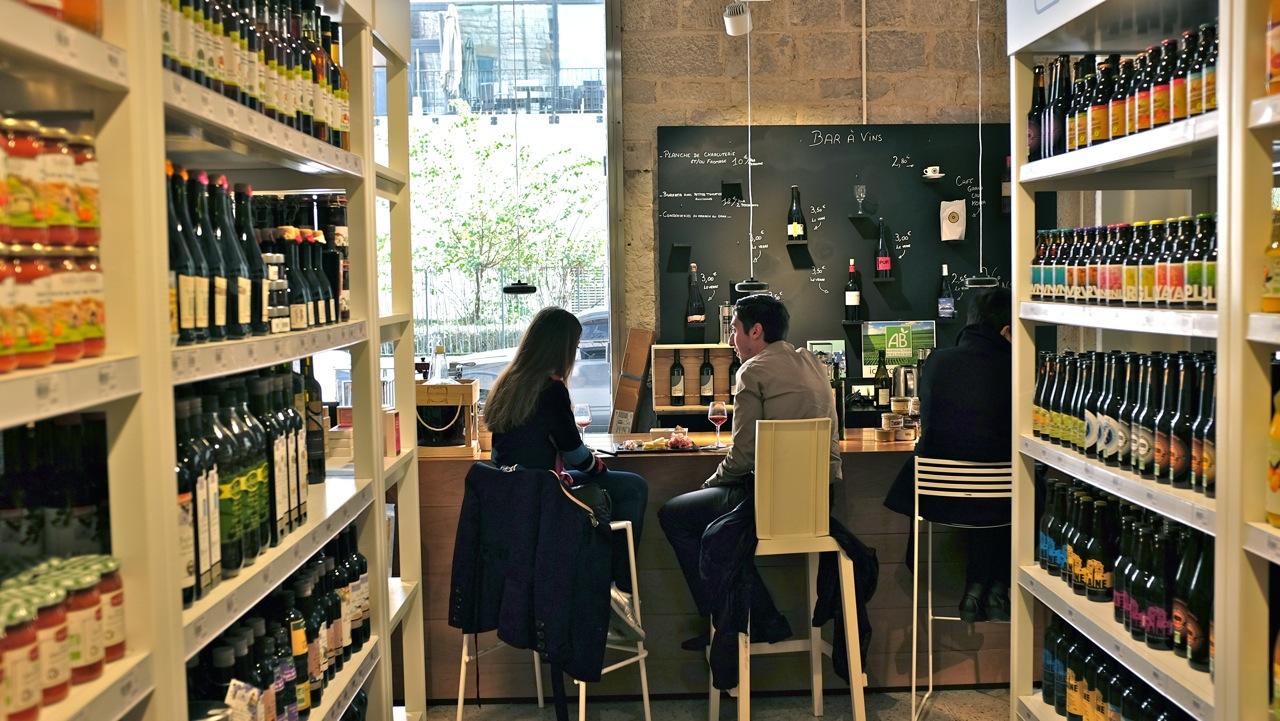 Restaurant-Epicerie Bio Marseille