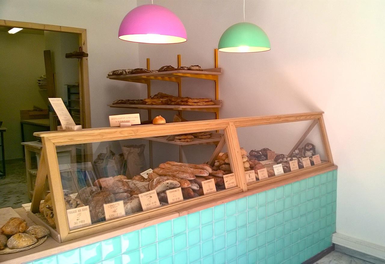 Organic bakery marseille
