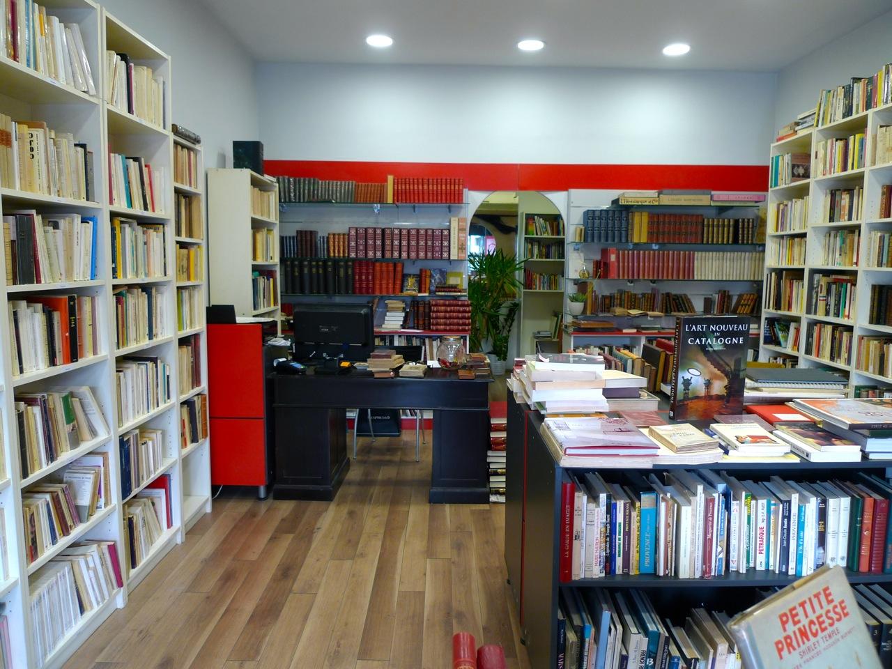 Librairie Marseille