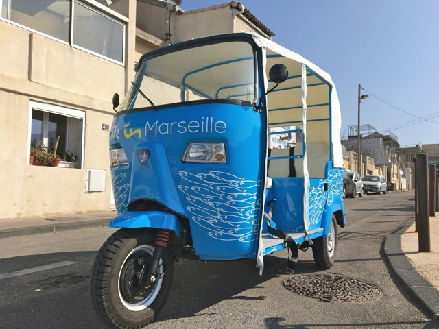 Balade Marseille