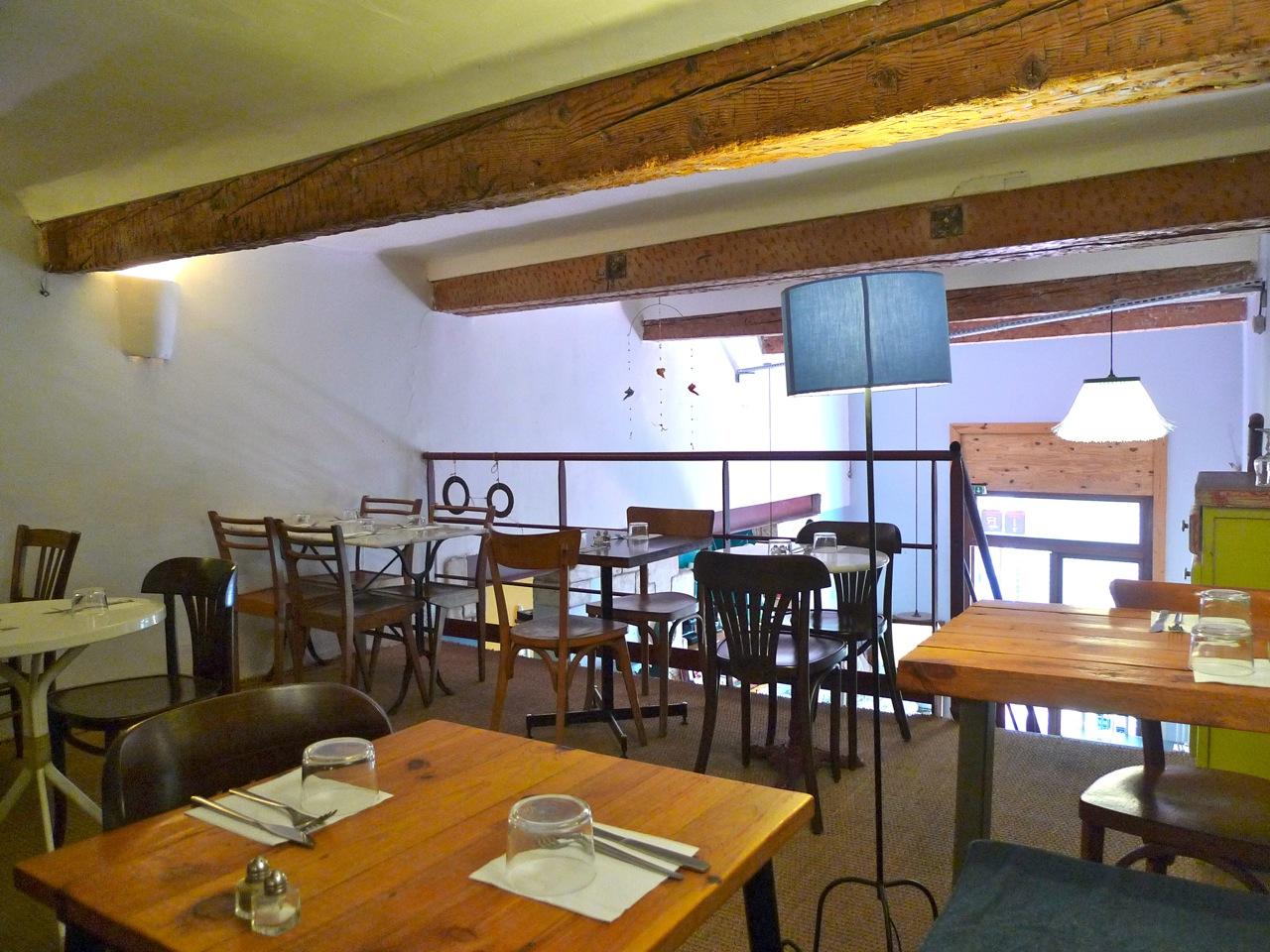Grain De Sable Restaurant Marseille