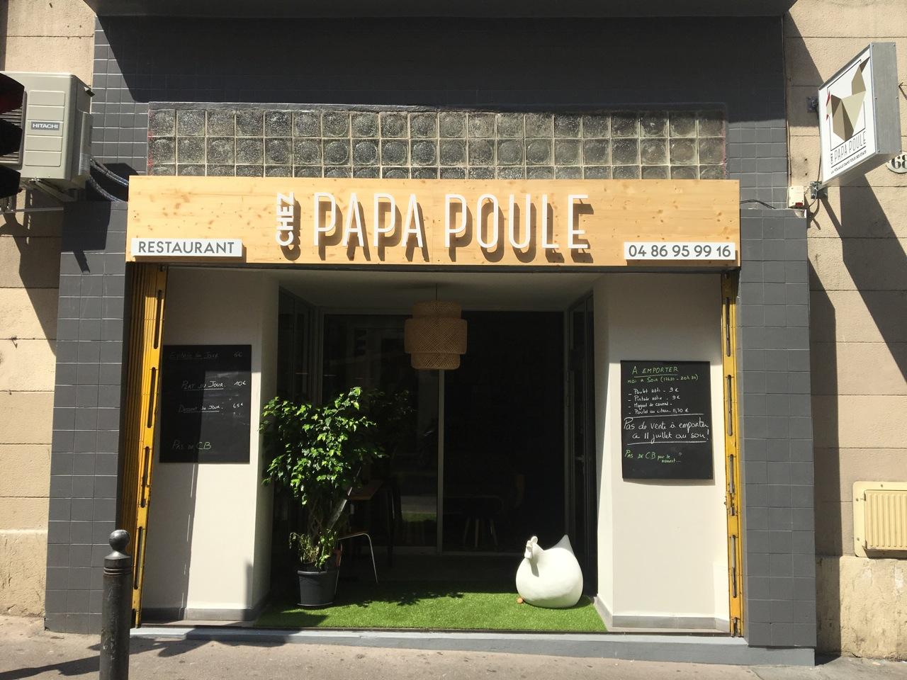 Restaurant in Marseille