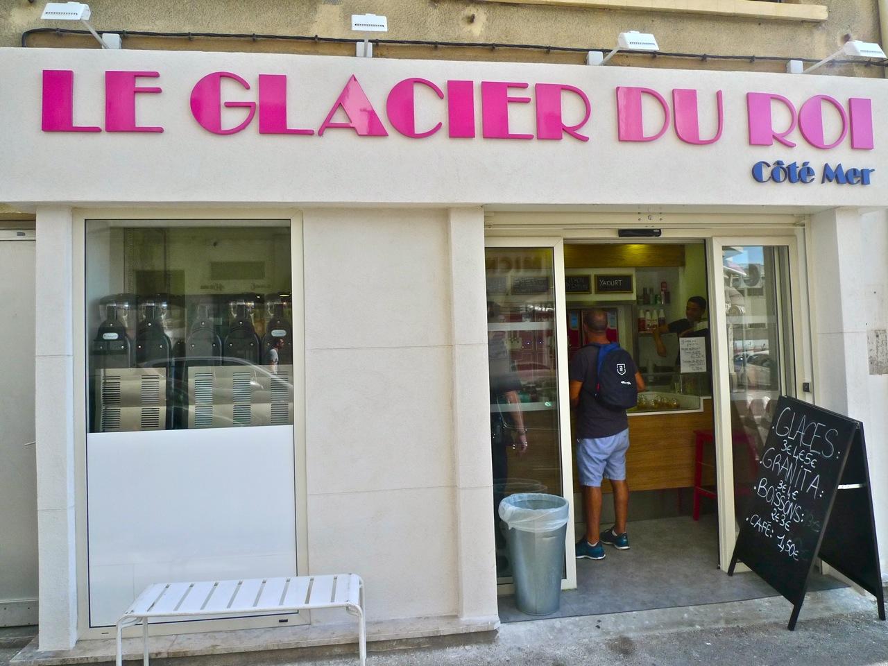 Glacier Marseille