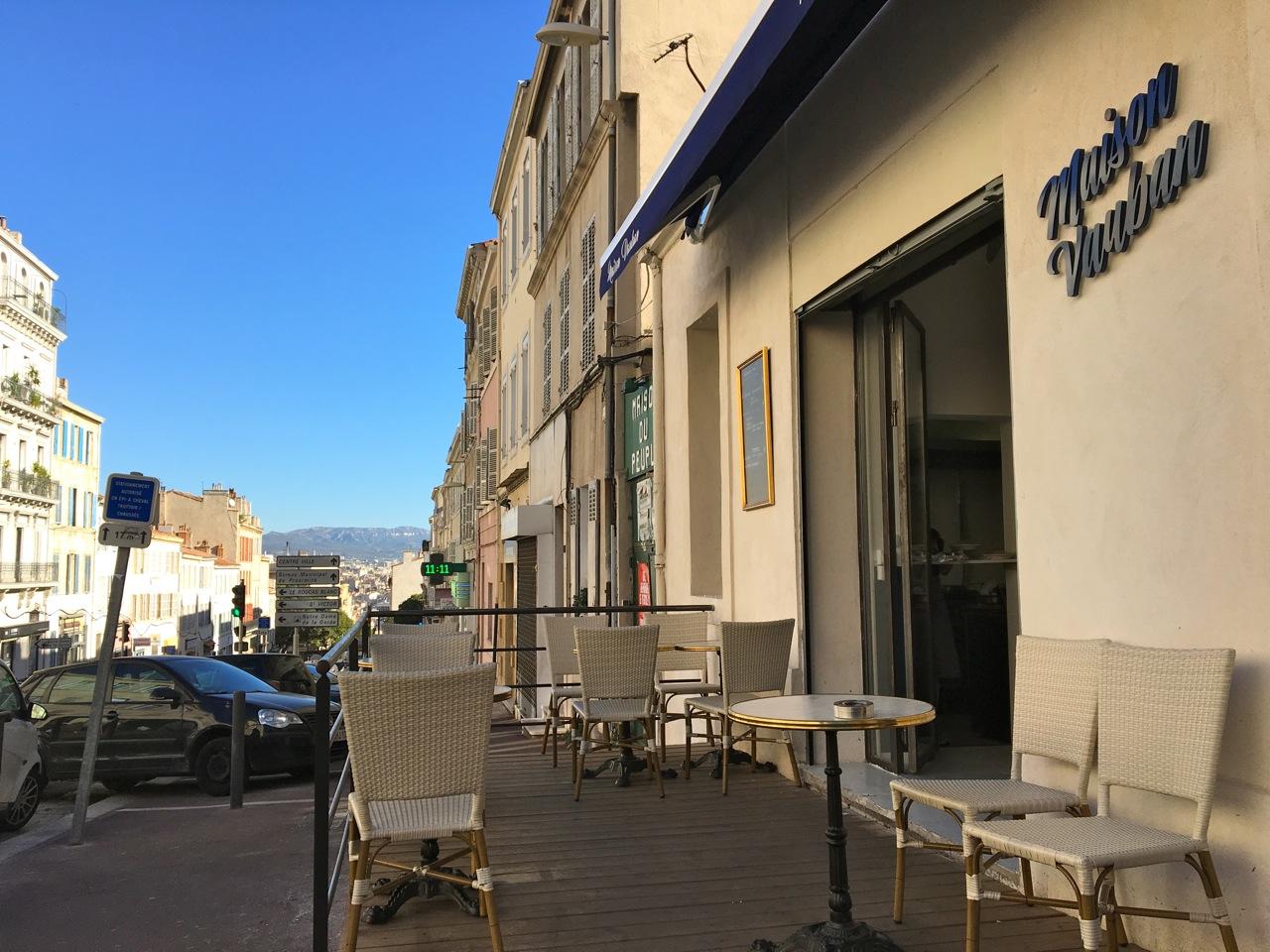 Restaurant marseille maison vauban love spots - Restaurant le jardin marseille ...