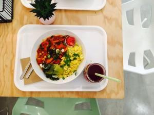 RRestaurant vegan Marseille