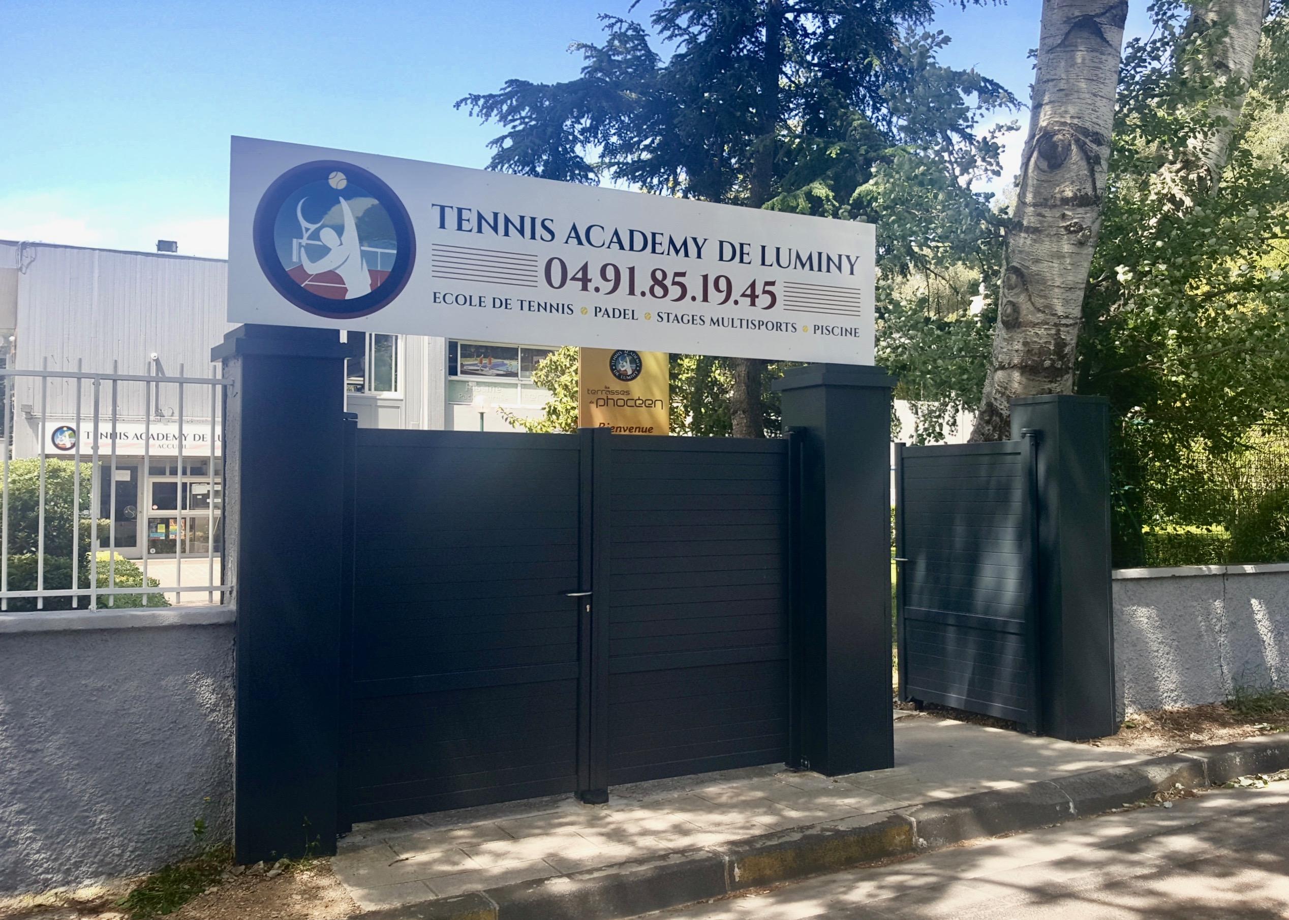 tennis club marseille - tennis academy luminy - love spots - Ecole De Cuisine Marseille