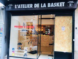 Pressing Baskets Marseille