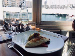 Restaurant Vieux-Port Marseille La Nautique