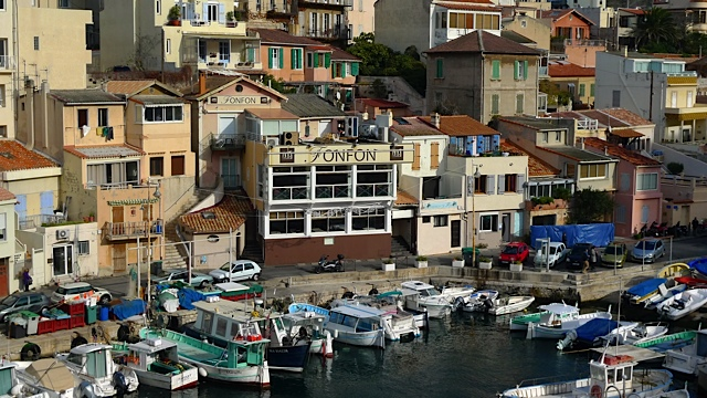 Fonfon love spots for Restaurant chez marie marseille
