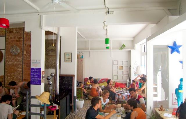 Restaurant égyptien Marseille