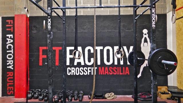 Salle de fitness Marseille