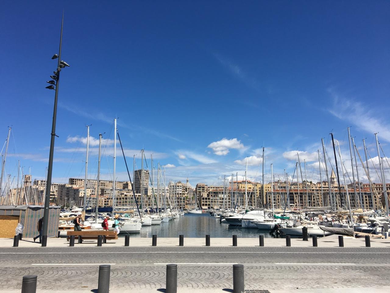 Brasserie Vieux-Port Marseille