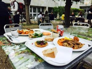 Cafetaria Luminy Marseille
